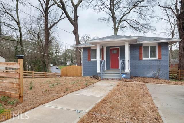 1055 Peeples St, Atlanta, GA 30310 (MLS #8995089) :: Military Realty