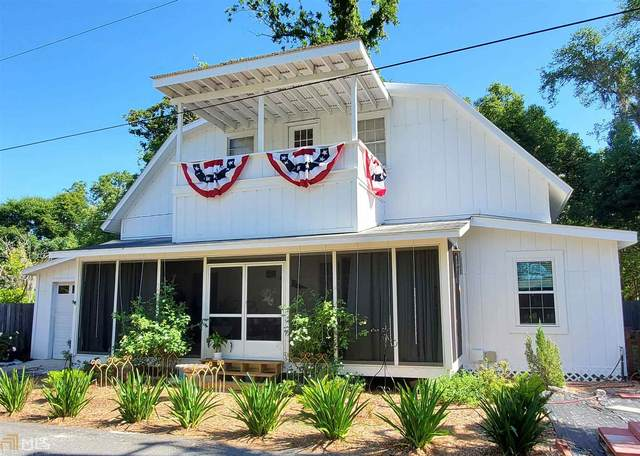 105 E Stable Aly, St. Marys, GA 31558 (MLS #8995100) :: Buffington Real Estate Group