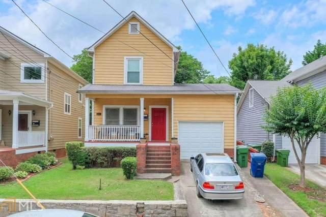 601 Martin St, Atlanta, GA 30312 (MLS #8995104) :: RE/MAX Eagle Creek Realty
