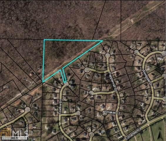 0 Foxfire Ln, Cartersville, GA 30120 (MLS #8995116) :: Crest Realty