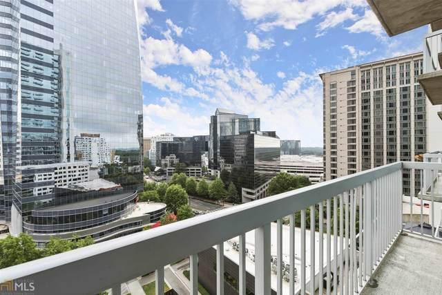 3324 Peachtree Rd #1113, Atlanta, GA 30326 (MLS #8995230) :: RE/MAX Eagle Creek Realty