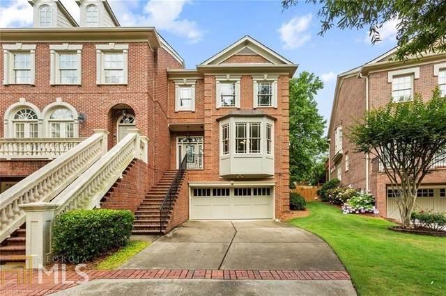 610 Timm Valley Rd B, Atlanta, GA 30305 (MLS #8995297) :: Crown Realty Group