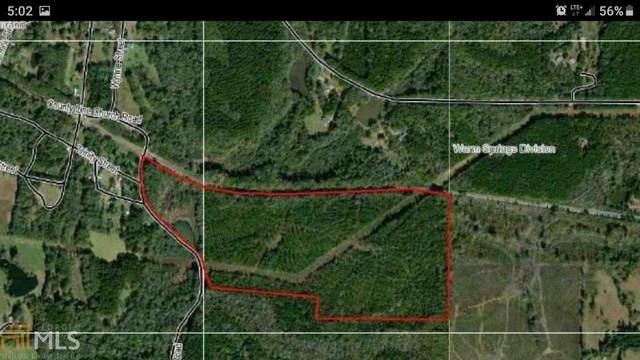 0 County Line Church Rd, Warm Springs, GA 31830 (MLS #8995299) :: Houska Realty Group