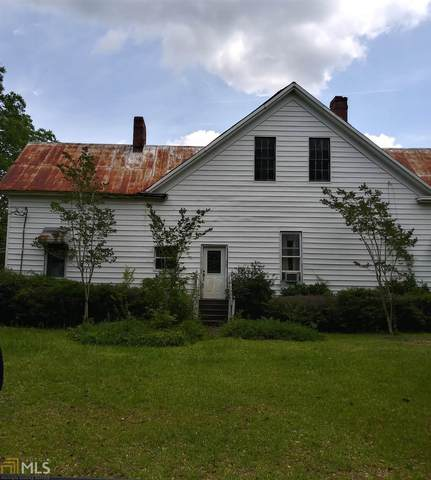 914 Harvey St, Millen, GA 30442 (MLS #8995362) :: The Atlanta Real Estate Group