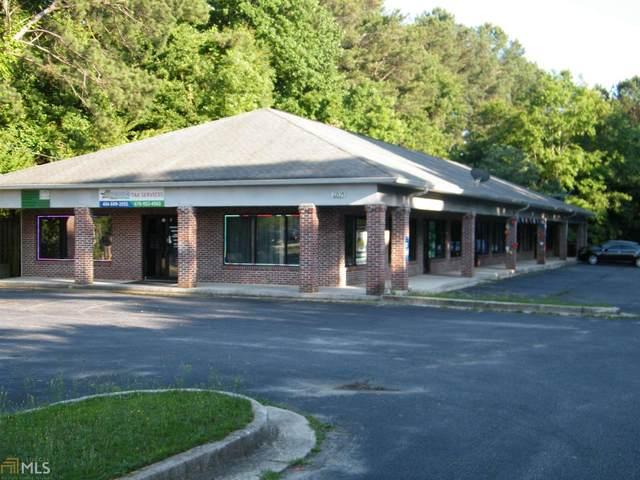 6025 Covington Hwy, Decatur, GA 30035 (MLS #8995380) :: The Atlanta Real Estate Group