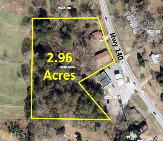 2916 Hickory Flat Hwy, Canton, GA 30115 (MLS #8995462) :: Grow Local