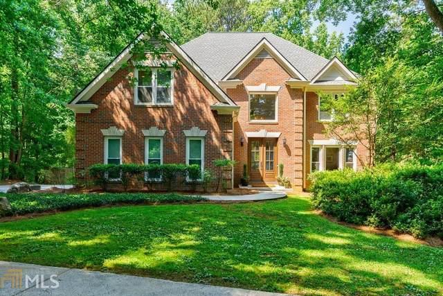 4743 Dunwoody Club Dr, Atlanta, GA 30350 (MLS #8995473) :: Anderson & Associates