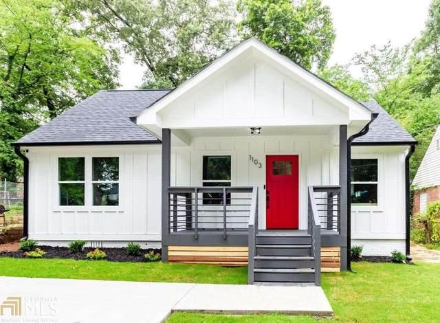 1103 Oak Knoll Terrace, Atlanta, GA 30315 (MLS #8995504) :: RE/MAX One Stop