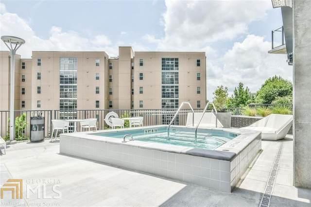 788 W Marietta St #806, Atlanta, GA 30318 (MLS #8995508) :: RE/MAX Eagle Creek Realty