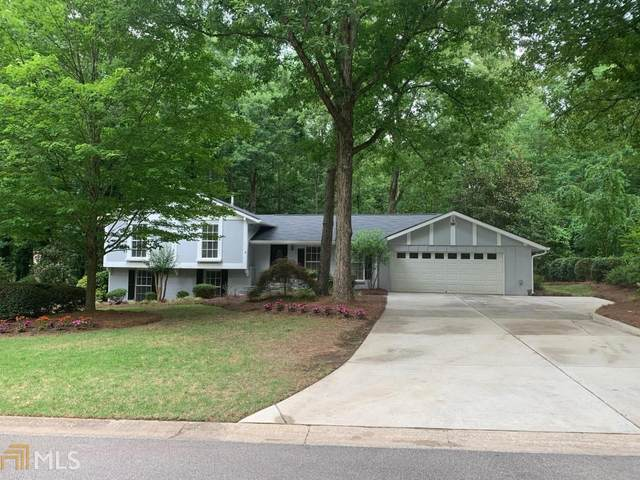 195 Rosewood Dr, Fayetteville, GA 30214 (MLS #8995572) :: Tim Stout and Associates