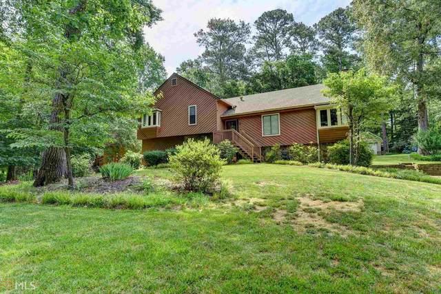 4854 Bush Rd, Peachtree Corners, GA 30096 (MLS #8995576) :: The Huffaker Group
