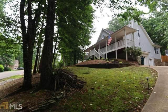 48 Walnut Cv, Dawsonville, GA 30534 (MLS #8995649) :: The Huffaker Group