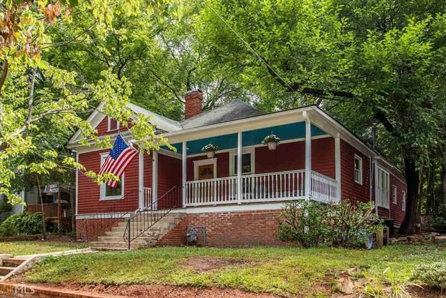 119 Melrose Ave, Decatur, GA 30030 (MLS #8995651) :: Team Reign