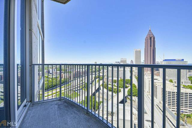 400 W Peachtree Street Nw #2516, Atlanta, GA 30308 (MLS #8995713) :: Crown Realty Group