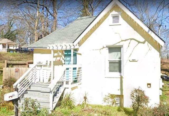 485 Dunbar St, Atlanta, GA 30310 (MLS #8995714) :: Crown Realty Group