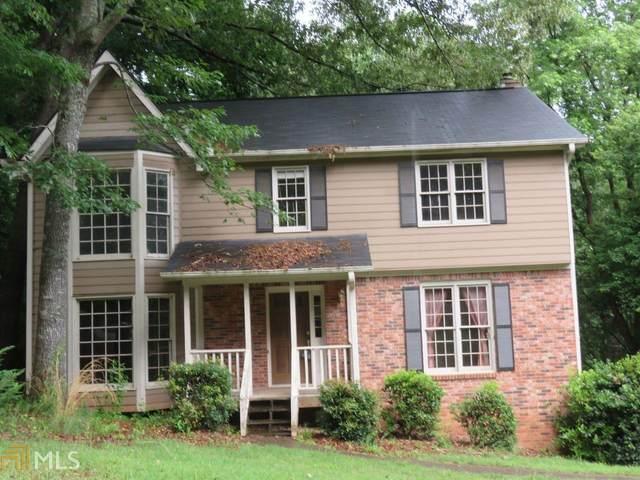 615 Trailmore, Roswell, GA 30076 (MLS #8995752) :: The Huffaker Group