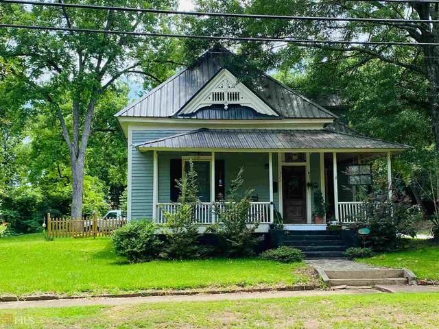 322 Zebulon St, Barnesville, GA 30204 (MLS #8995766) :: Rettro Group