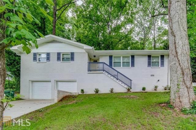 2123 Canaan Ct, Atlanta, GA 30316 (MLS #8995796) :: Crown Realty Group
