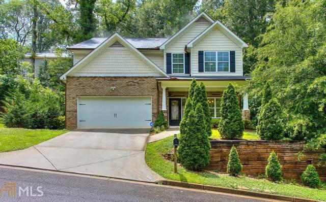 1385 Knob Hill Ct, Atlanta, GA 30316 (MLS #8995848) :: Crown Realty Group