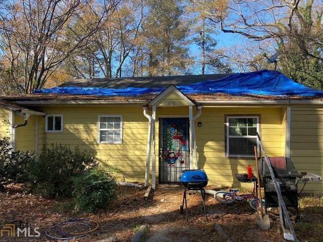 276 Fairburn Road, Atlanta, GA 30331 (MLS #8995936) :: Crown Realty Group