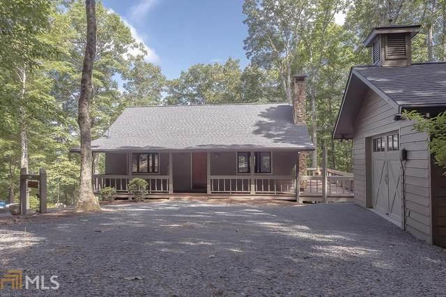 253 Greenridge Mountain Rd, Blue Ridge, GA 30513 (MLS #8996080) :: Grow Local