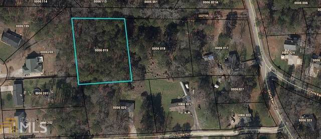 0 Lucille Dr, Conyers, GA 30013 (MLS #8996096) :: Crest Realty