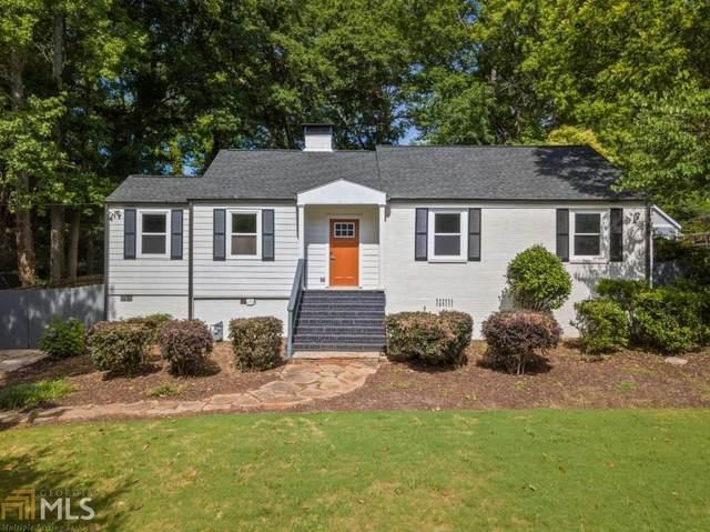 1231 Thomas Rd, Decatur, GA 30030 (MLS #8996108) :: Athens Georgia Homes
