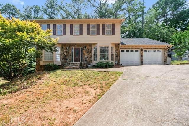 470 Silver Pine Trl, Roswell, GA 30076 (MLS #8996154) :: The Huffaker Group