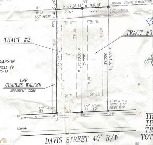 0 Davis St, Monroe, GA 30655 (MLS #8996249) :: Houska Realty Group