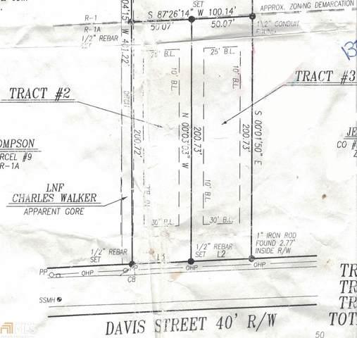 00 Davis St, Monroe, GA 30655 (MLS #8996254) :: Houska Realty Group