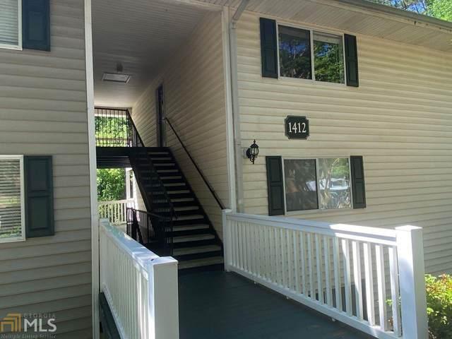 1412 Foxhall Lane #8, Atlanta, GA 30316 (MLS #8996261) :: Buffington Real Estate Group