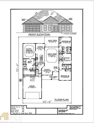 119 Verano St, Kingsland, GA 31548 (MLS #8996277) :: Houska Realty Group