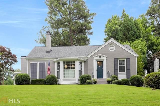 321 N Garden Ln, Atlanta, GA 30309 (MLS #8996302) :: RE/MAX Eagle Creek Realty