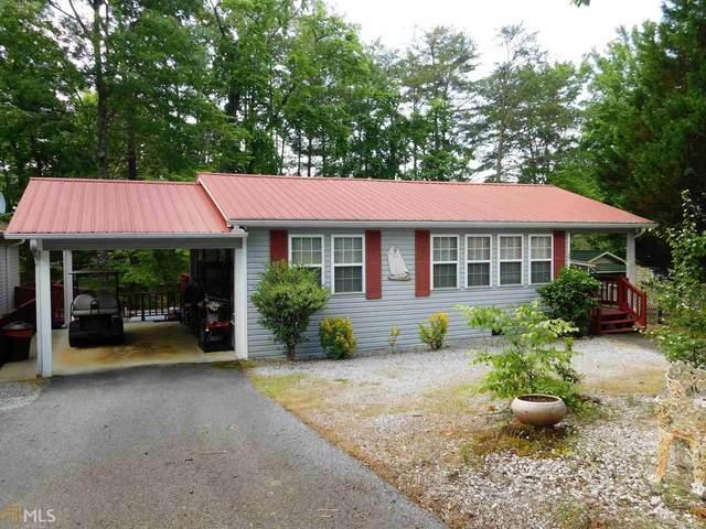 22 Picnic Cir, Cleveland, GA 30528 (MLS #8996325) :: Athens Georgia Homes