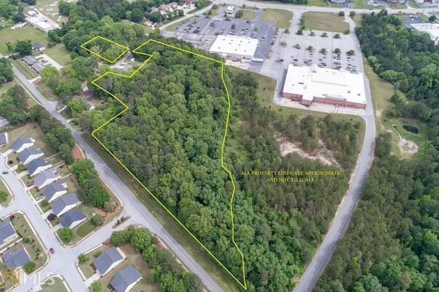 0 Tommy Lee Fuller Drive, Loganville, GA 30052 (MLS #8996387) :: Rettro Group