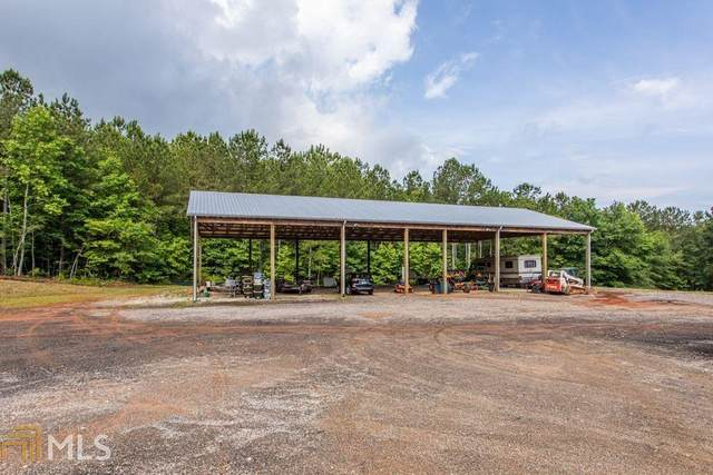 163 Leonard Road, Lagrange, GA 30241 (MLS #8996399) :: Buffington Real Estate Group