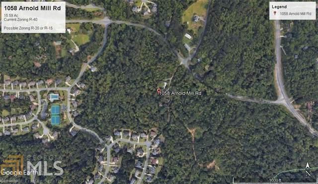 1058 Arnold Mill Rd, Woodstock, GA 30188 (MLS #8996419) :: Houska Realty Group