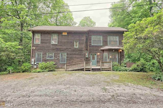 165 Chickasaw Ln, Rabun Gap, GA 30568 (MLS #8996462) :: Buffington Real Estate Group