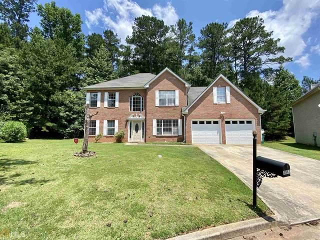 3881 Belmont Ridge Drive, Lithonia, GA 30038 (MLS #8996469) :: Houska Realty Group