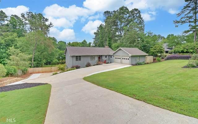 5301 Raintree Trail, Oakwood, GA 30566 (MLS #8996470) :: Rettro Group