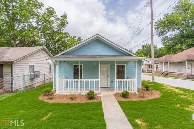 374 Paines Ave, Atlanta, GA 30314 (MLS #8996480) :: Amy & Company | Southside Realtors