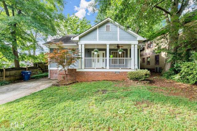1094 Knott Street, Atlanta, GA 30316 (MLS #8996520) :: The Huffaker Group