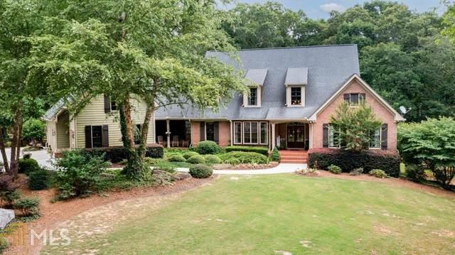 1358 Washington Street, Jefferson, GA 30549 (MLS #8996530) :: The Durham Team