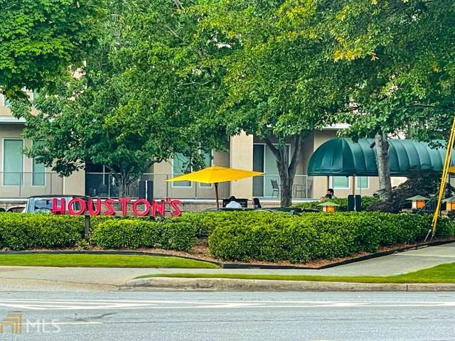 2161 Peachtree Rd #301, Atlanta, GA 30309 (MLS #8996543) :: The Huffaker Group