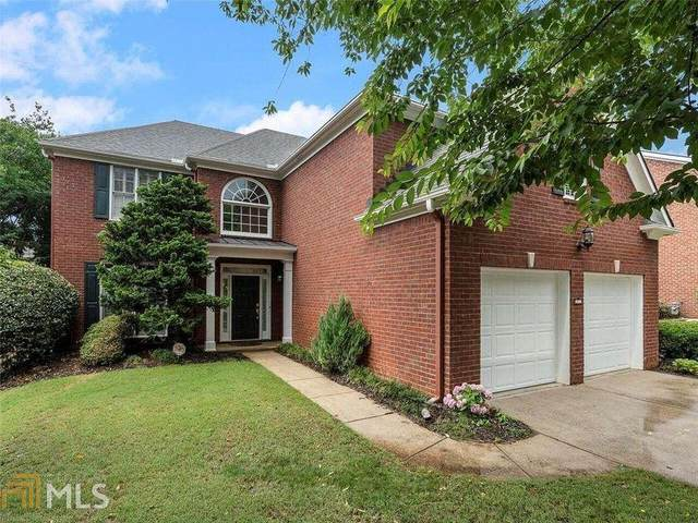 4911 Green Pointe Way, Marietta, GA 30067 (MLS #8996579) :: Anderson & Associates