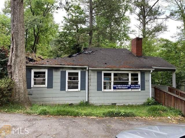 4020 Clairmont Rd, Atlanta, GA 30341 (MLS #8996617) :: Athens Georgia Homes