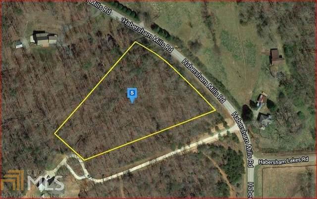 0 Habersham Mills Rd, Demorest, GA 30535 (MLS #8996649) :: Team Cozart