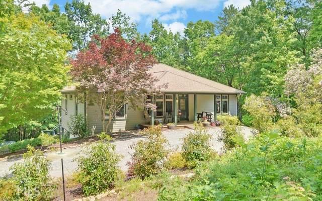 165 Huckleberry Hill Dr, Helen, GA 30545 (MLS #8996750) :: Athens Georgia Homes