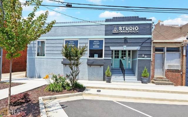 20 Depot St, Hartwell, GA 30643 (MLS #8996806) :: The Atlanta Real Estate Group