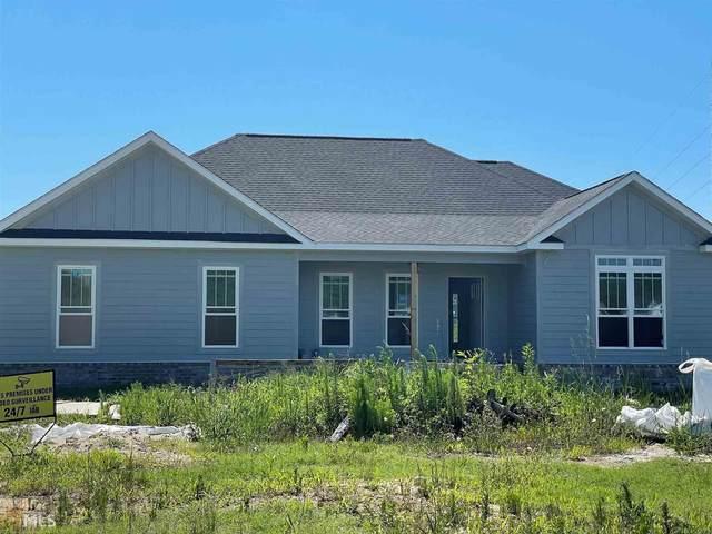 322 Firethorne Drive Lot 11, Brooklet, GA 30415 (MLS #8996827) :: Buffington Real Estate Group